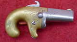 National Arms Co 41 cal Derringer Pistol