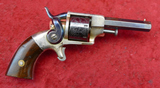 Allen & Wheellock Side Hammer Revolver