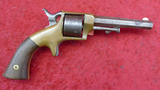Antique Prescott Rim Fire Cartridge Revolver