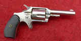 Antique Lee Arms Red Jacket Rim Fire Revolver