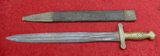 US Civil War Artillery Sword
