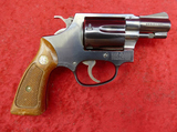 Smith & Wesson Model 36 Chiefs Spec Revolver