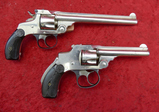Pair of Early 32 Short Smith & Wesson Revolvers
