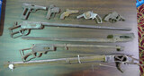 Lot of Dug Relic Winchester Firearms