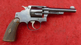Smith & Wesson Regulation Police 38 cal Revolver
