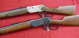 Pair of Winchester Commemorative SRCs
