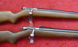 Winchester Model 67 & 68 22 Bolt Action Rifles