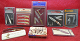 Lot of Winchester & other New Knife Sets