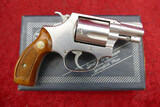 Smith & Wesson Model 60 SS Revolver