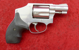 Smith & Wesson Model 940-1 9mm Revolver