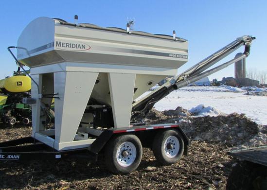 Meridian 240 RT Seed Express Seed Tender (2010)