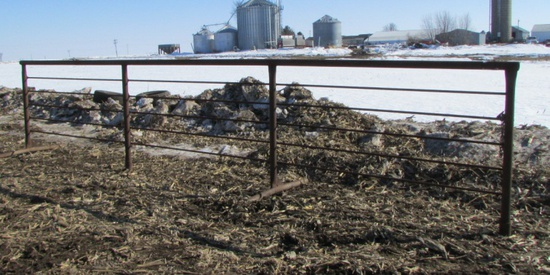 24' Heavy Duty portable cattle gates