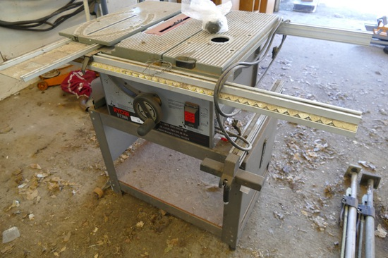Ryobi BT3000 Table Saw & Stand