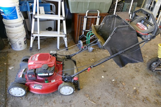 Troy-bilt 725 EXI Series RWD Push Mower