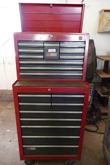 Craftsman Stack On 19 Drawer Tool Cabinet