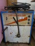 230 Amp Sanborn Welder