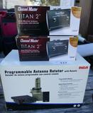 Programmable Antenna Rotor & TERK Tv55 Antenna