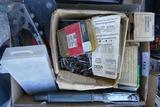 Box of Riveters & Staple Guns