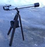 JC Penny Telescope & Tripod