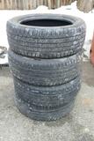 4 Goodyear EagleSport 225-55R18 Tires