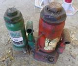 5 & 12 Ton Hydraulic Jacks