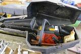 Johnsrud 2050 Gas Chainsaw & Case