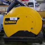 DeWalt 14in Metal Chop Saw