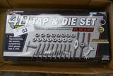 40pc Tap & Die Set