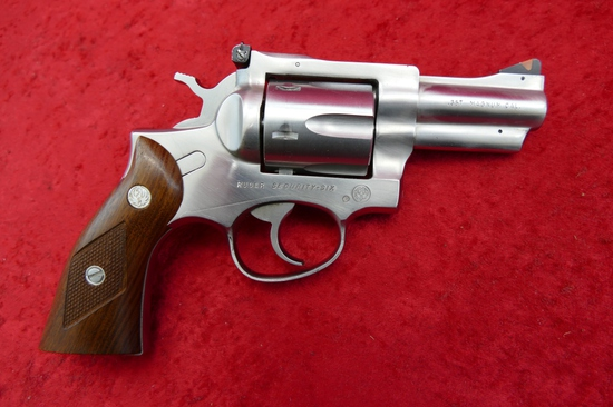 SS Ruger Security Six Revolver