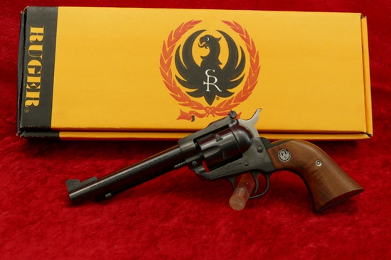 NIB Ruger Single Six Convertible Pistol