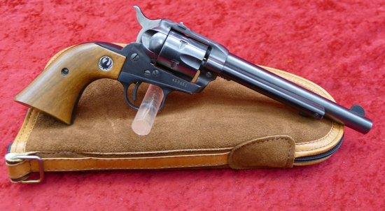 """Early Ruger Single Six w/6 1/2"""" Bbl"""