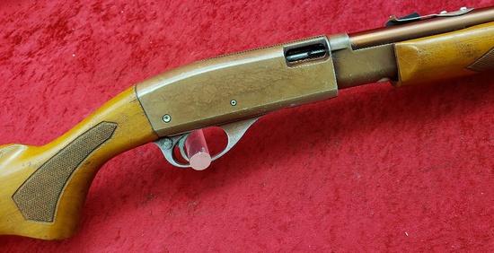 Remington 572 Buckskin Tan 22 cal