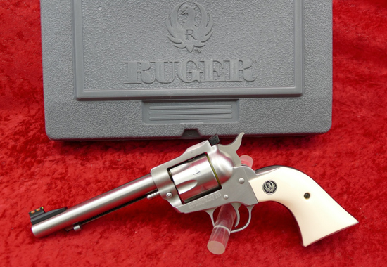 Ruger Single Six 32 H&R Magnum Revolver