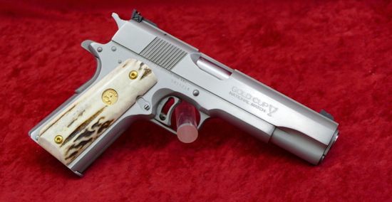Colt Gold Cup National Match Series 80 Revolver