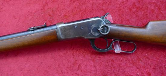 Fine Winchester 1892 32 WCF SRC