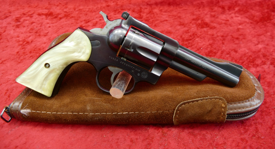 Ruger Security Six 357 Magnum Revolver