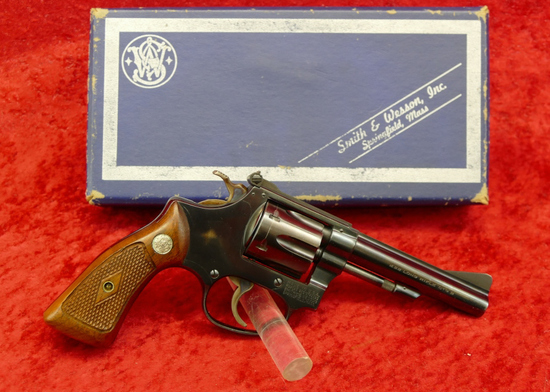 Smith & Wesson Model 34 Kit Revolver