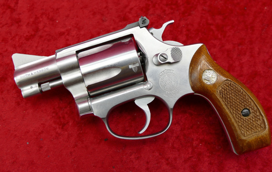 Smith & Wesson Model 60-1 Ashland Special Revolver