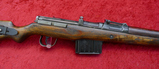 WWII German K43 Semi Automatic Rifle
