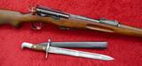 Swiss Model 1911 Rifle
