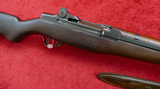US International Harvester M1 Garand & Bayonet
