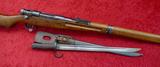 Japanese Type 99 WWII Rifle & Bayonet