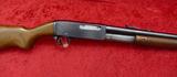 Remington Model 141 35 cal. Pump Rifle