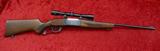 Savage Model 99F 243 LA rifle