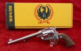 Ruger 45 cal Vaquero Single Action Revolver