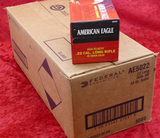 5,000 round case of Federal 40 GR Solid 22LR Ammo
