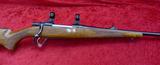 CZ Model 550 in 6.5x55 cal. Rifle