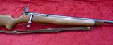 Fine Savage NRA Model 19 Target Rifle