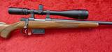 CZ Model 527 Varmint Rifle in 204 Ruger