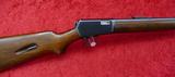 Winchester Model 63 22 Semi Auto Rifle